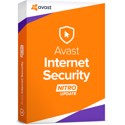Picture of Avast Internet Security 1-Year / 5-PC