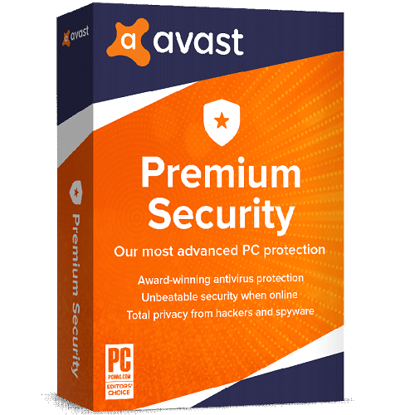 Picture of Avast Premium Security 2-Years / 1-PC