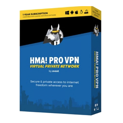Picture of Avast Hide My Ass! Pro VPN 1-Year / Unlimited Devices