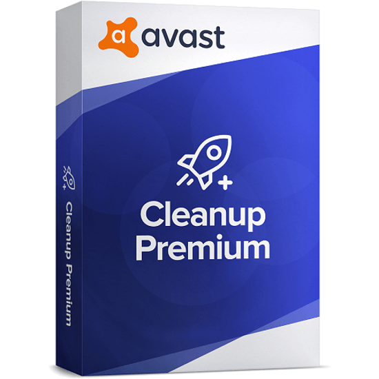 Picture of Avast Cleanup Premium - 1 Year / 1-PC