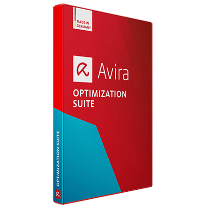 Picture of Avira Optimization Suite - 1-Year / 1-PC
