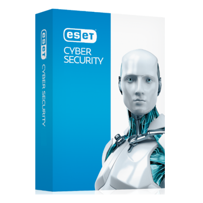Picture of ESET Cyber Security for Mac - 1-Year / 1-Mac
