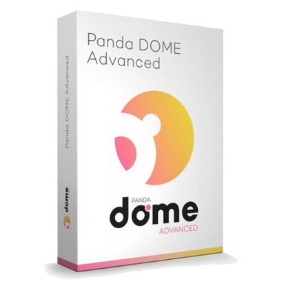 Picture of Panda Dome Advanced - 1-Year / 3-Device