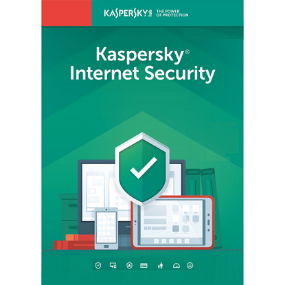 Picture of Kaspersky Internet Security 2021- 1-Year / 1-Device - Global
