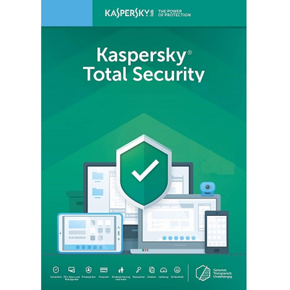 Picture of Kaspersky Total Security 2021 - 1-Year / 5-Device - Americas