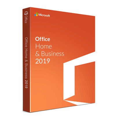 Picture of Microsoft Office Home and Business 2019 1-PC