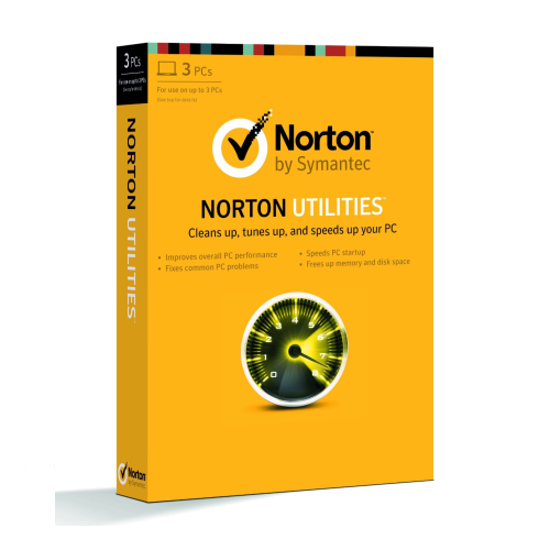 Picture of Norton Utilities - Lifetime License / 3-PC - Global